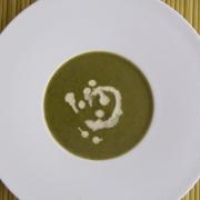 Sopa de brócoli y espinaca (super-protein-soup)