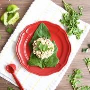 Laap Kai o la receta thai del pollo con menta y picante
