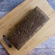 Pan de linaza (libre de gluten y azúcar)