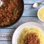 Salsa a la boloñesa (o ragú bolognese)