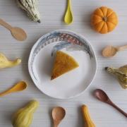 Torta de auyama o calabaza