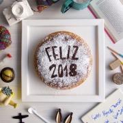 Vasilopita: la torta griega de año nuevo