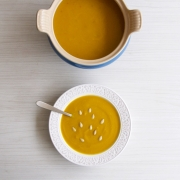 Sopa de auyama o calabaza