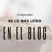 Las recetas más leídas de Foodógrafo
