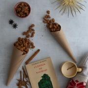 Almendras dulces con canela (Gebrannte Mandeln)
