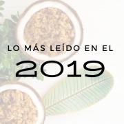 Las recetas más leídas en el 2019
