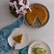 Tortilla de arroz integral